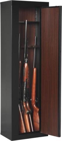 #M910 RTA Woodmark Gun Safe 18-Gauge Steel 10-Gun Cabinet